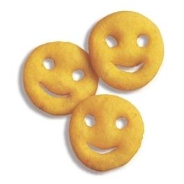 PATATAS FRITAS MCCAIN SMILE (Patata sonrisa)