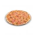 Pizza de Jamón York y Champiñones