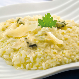 RISOTTO 4 QUESOS  300 GR