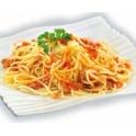 Spaghetti Boloñesa, Al Pesto o Marinera