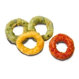 AROS DE PIMIENTO TRICOLOR (Pepper Rings)
